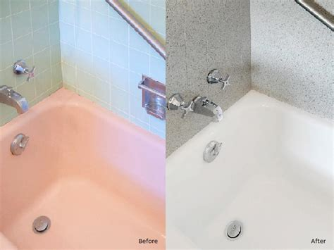 Can I Paint A Bathtub by Tips From The Pros On Painting Bathtubs And Tile Diy