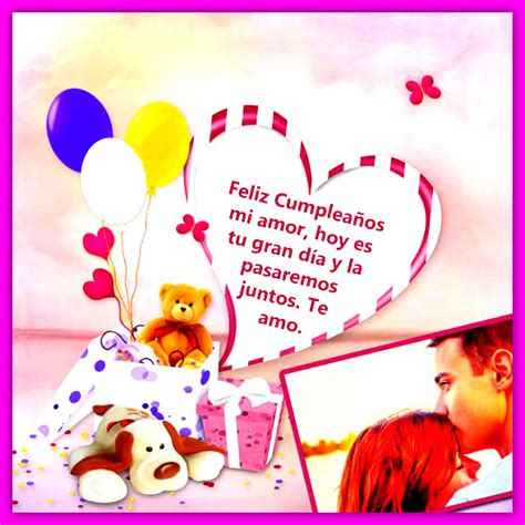 imagenes de feliz cumpleaños esposa imagenes de feliz cumplea 241 os de amor para mi novio