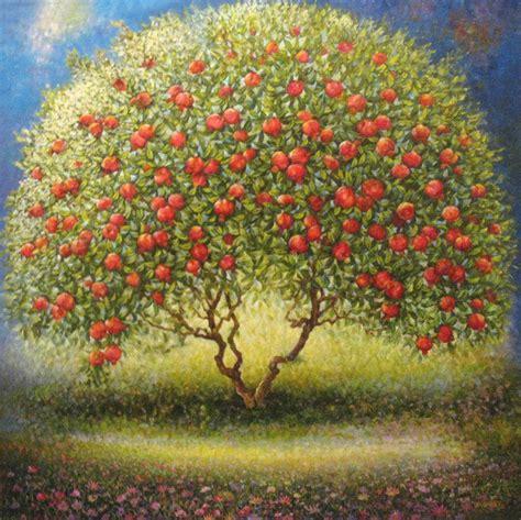 the fruit tree low hanging fruit pomegranates and rosh hashanah icenter
