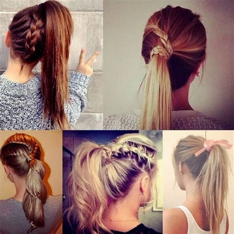 easy and quick hairstyles for school for short hair cute simple hairstyles hairstyles ideas