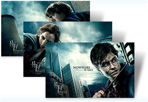 download themes windows 7 harry potter download harry potter theme for windows 7