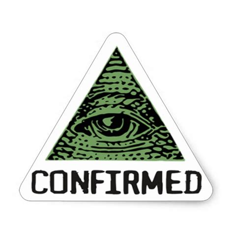 Illuminati Triangle Meme - illuminati confirmed stings triangle sticker zazzle