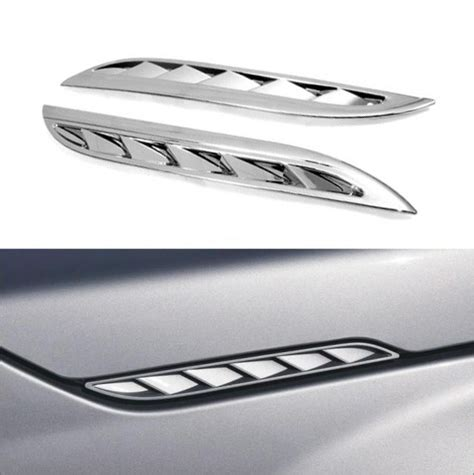 Suzuki Grand Vitara Chrome Accessories For Suzuki Grand Vitara 2005 2012 Abs Chrome Side Air