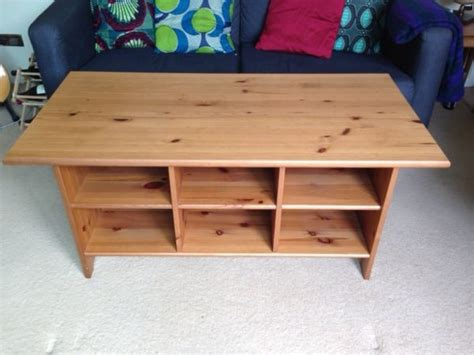 ikea leksvik coffee table solid pine ikea leksvik coffee table for sale herne hill