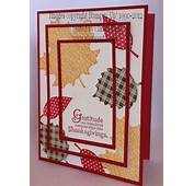 Triple Layer Stamping  Fall Card By Beckcjb At