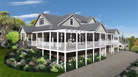 one story farmhouse floor plans