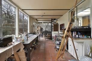 art studio glassed porch loft austin texas home for