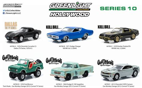 Greenlight Seri Gas Monkey Garage 1976 Ford Bronco ハリウッド シリーズ greenlight