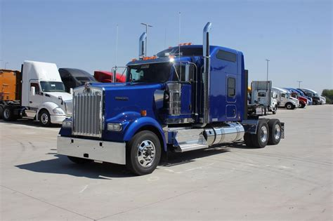 trucks on kenworth w900 for sale used trucks on buysellsearch