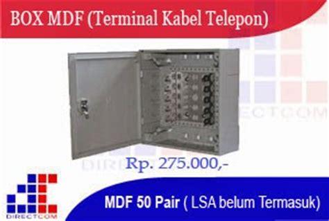 Kabel Roset Telepon 50 Meter 2 Pairs Cable Telpon T1310 3 daftar harga pabx fax cctv
