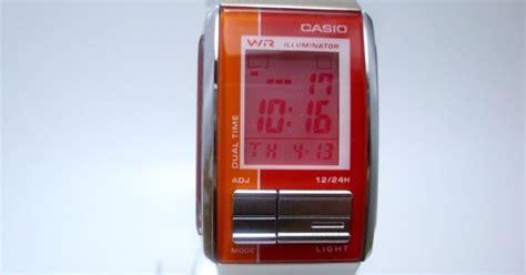 Harga Jam Tangan Merk Casio Illuminator arloji jam tangan casio wanita terbaru la 201w