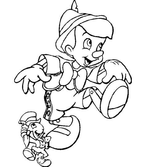 desenhos do pinoquio para colorir e imprimir desenhos