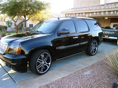 Gmc Yukon Denali Blacked Out by Blacked Out Gmc Yukon Denali
