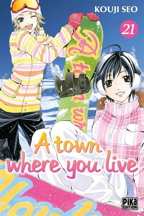 Town Where You Live 22 Oleh Kouji Seo a town where you live bd informations cotes page 3