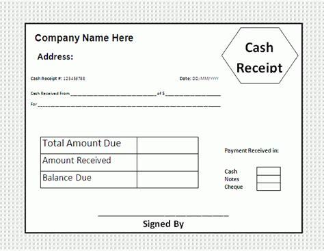 summer c receipt template receipt template free business templates