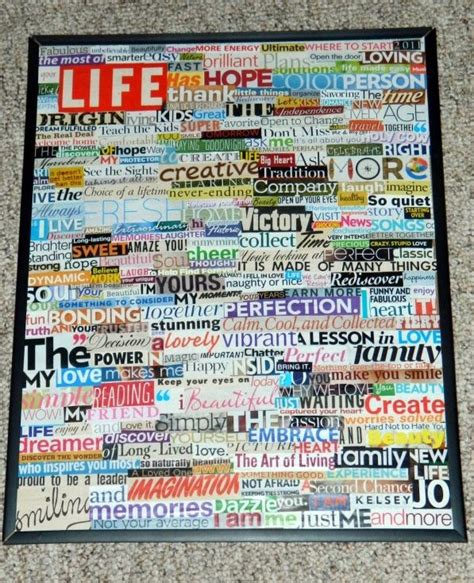 Decoupage Magazine Clippings - 25 best ideas about magazines on