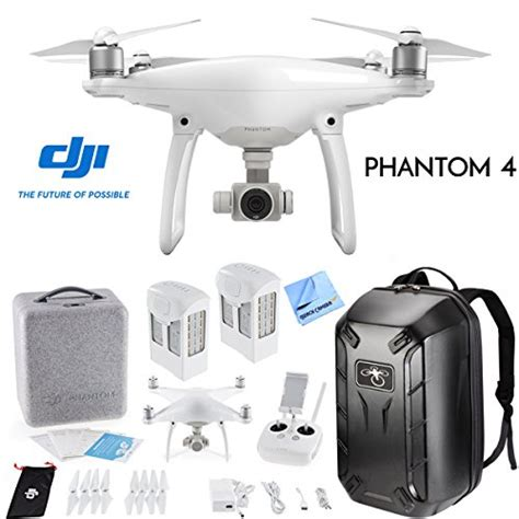 Dji Phantom 4 Indonesia jual dji phantom 4 quadcopter drone w hardshell backpack spare intelligent flight battery