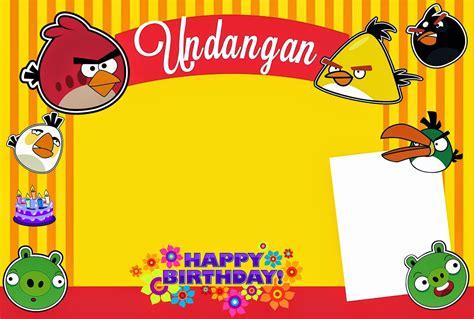 Undangan Ulangtahun 2017 by Free Undangan Ulang Tahun New Style For 2016 2017