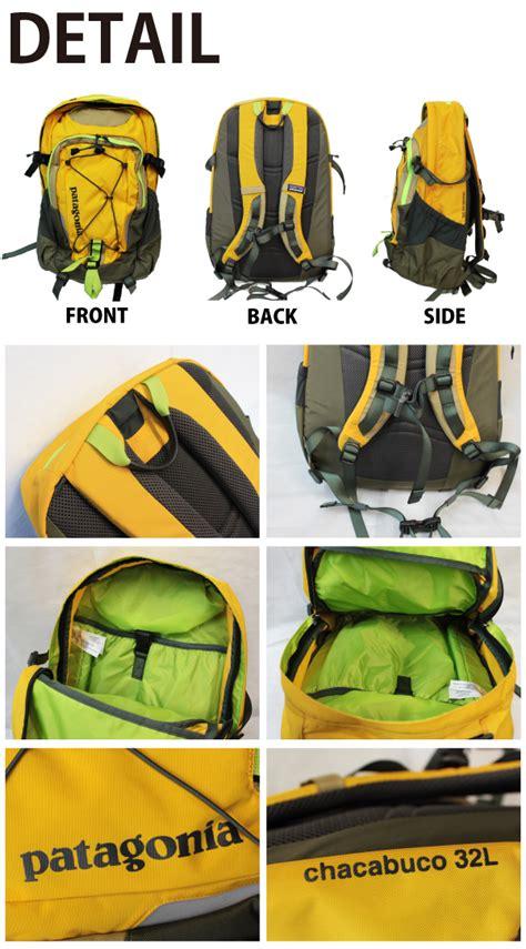 Patagonia Chacabuco 32l Original socalworks rakuten global market patagonia patagonia chacabuco pack rucksack sack daypack