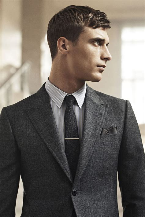 Gucci Saga Black clement chabernaud for gucci s tailoring