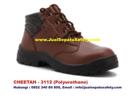 Sepatu Safety Cheetah 3112 C safety shoes cheetah 3112 semi boot harga pabrik bersaing