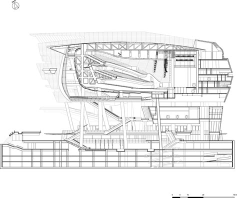 section off the star andrew bromberg of aedas archdaily