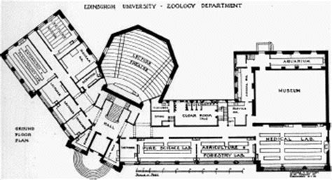 Architectural House Plans by Natural History Collections The Department Of Zoology