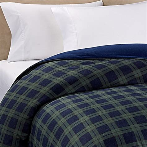 twin flannel comforter buy the seasons collection 174 reversible flannel twin duvet