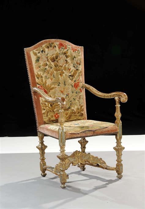 sedia luigi xiv poltrona luigi xiv in legno intagliato e dorato xviii