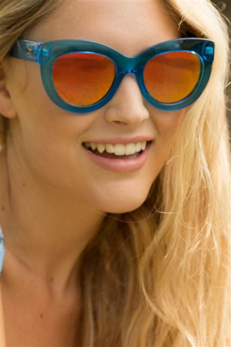 Alillah Blue quay australia sunglasses from by poe and