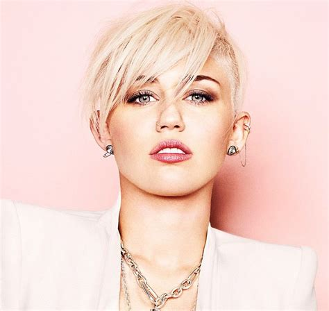 what is the name of miley cryus hair cut it s miley b tch miley cyrus pinterest miley cyrus