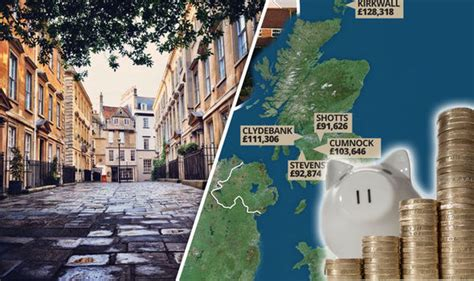 Cheapest Place To Buy A by The Cheapest Towns To Buy A Home In The Uk Revealed