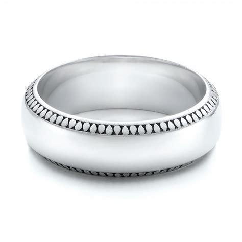 s engraved wedding band 101039