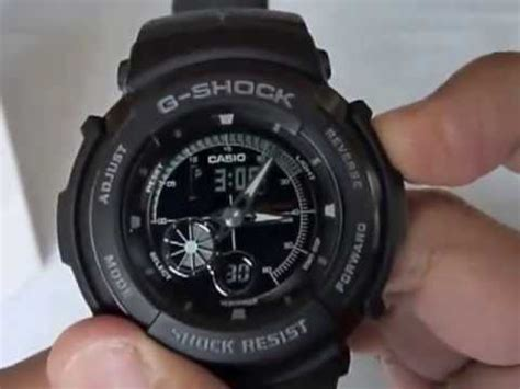 Casio G Shock G 301b 1adr casio g shock g 301b 1adr language