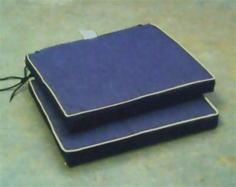 bench seat pads uk seat bench cushion zippy uk ltd waterproof chair seat pads twin pack diy file