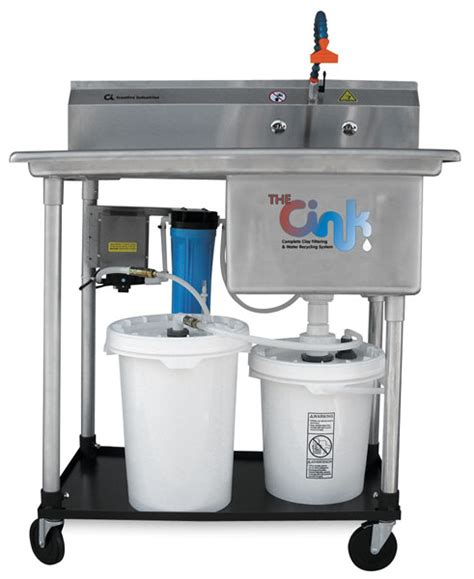 portable sinks for sale the cink from creative industries blick art materials