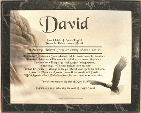 mean names eagle gifts galore name meaning plaque names pinterest