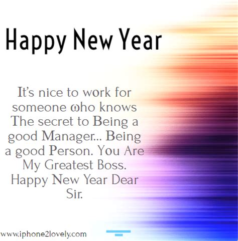 year wishes  boss  happy  year  quotes pinterest family relations  change