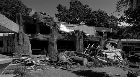 haunted house photo   abandoned rocky point amusement park