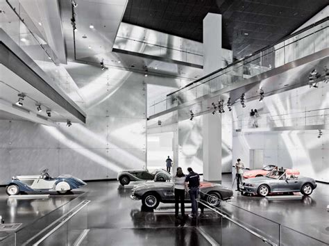 bmw museum bmw museum munich building germany e architect