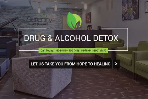 Reasons To Detox In A Facility by Summit Detox Treatment Center Offers 10 Reasons
