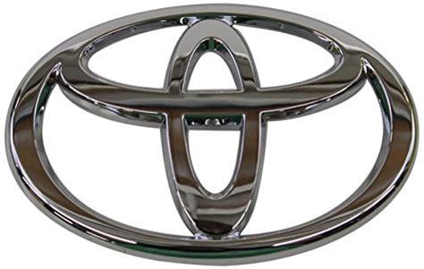 Toyota Emblem Genuine Toyota 75311 Aa030 Emblem Toolfanatic