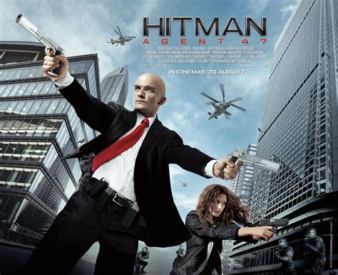 bioskop keren hitman agent 47 hitman agent 47 locandina vish pinterest agent 47
