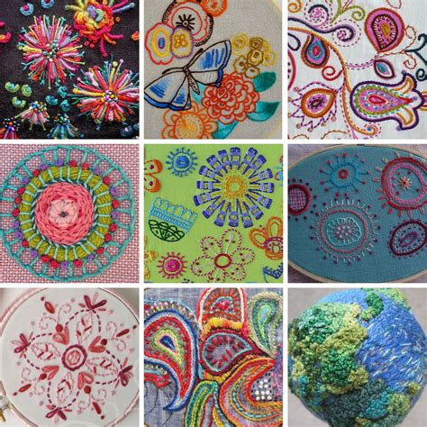 embroidery inspiration your weekend inspiration beautiful embroidery muse of