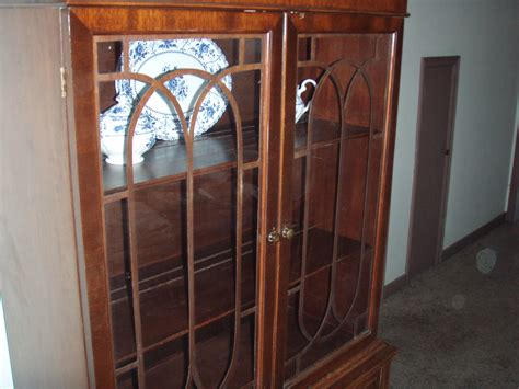 Vintage Mahogany China Cabinet For Sale Antiques Com Antique China Cabinets For Sale