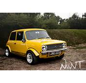 Classic Yellow Mini Clubman 1275 GT Flickr Photo Sharing