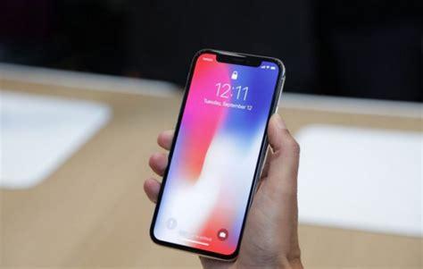 caract 233 ristiques techniques de l iphone x