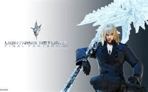 Ff Snow Lightning Returns Xiii Snow By Uxianxiii