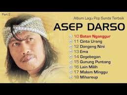 asep darso batan nganggur 100 lagu darso terbaru mp3 album terlengkap lama