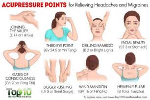 What Is The Best Medicine To Help You Sleep by 10 Acupressure Points For Relieving Headaches And